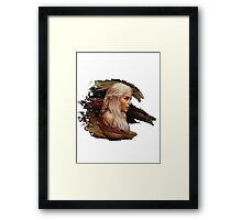Mother of Dragons - Daenerys Targaryen Framed Print