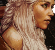 Mother of Dragons - Daenerys Targaryen Sticker