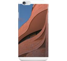 Indian Moon Mindscape Card iPhone Case/Skin