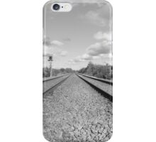 The Tracks  iPhone Case/Skin