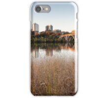Arlington Virginia Key Bridge Potomac River iPhone Case/Skin