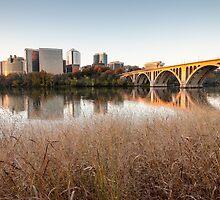 Arlington Virginia Key Bridge Potomac River by MarkVanDyke