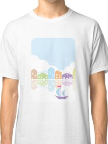 Dreamy landscape t-shirt Classic T-Shirt