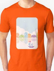 Dreamy landscape t-shirt Unisex T-Shirt