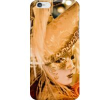 Doll Mask iPhone Case/Skin