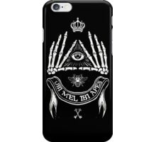 Ubi Mel Ibi Apes iPhone Case/Skin