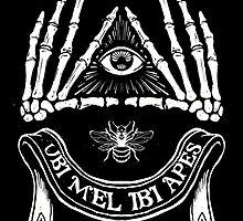Ubi Mel Ibi Apes by department