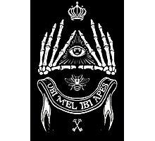 Ubi Mel Ibi Apes Photographic Print