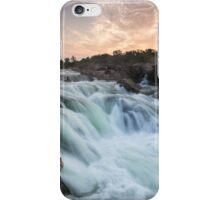 Great Falls on the Potomac River iPhone Case/Skin