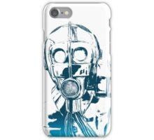 Gas Mask Anthem iPhone Case/Skin