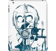 Gas Mask Anthem iPad Case/Skin
