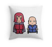 X-MEN - Magneto & Xavier Throw Pillow