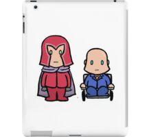 X-MEN - Magneto & Xavier iPad Case/Skin