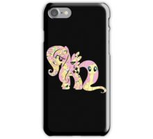 A Whole Lotta Fluttershy. iPhone Case/Skin