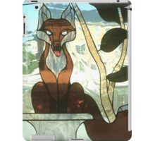 """You Sly Devil, You..."" iPad Case/Skin"