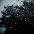 rainy day commute by Kiny McCarrick