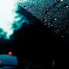 rainy day commute 2 by Kiny McCarrick