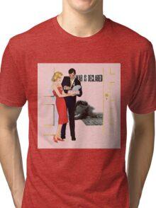 WAR IS DECLARED Tri-blend T-Shirt