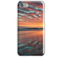 Outer Banks North Carolina Graveyard of the Atlantic Sunrise Shipwreck iPhone Case/Skin