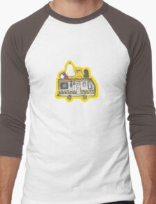 Snoopy Breaking Bad Men's Baseball ¾ T-Shirt