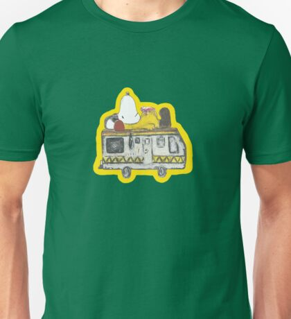 Snoopy Breaking Bad Unisex T-Shirt