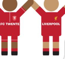 AAHH!! Football Friends - FC Twente Sticker