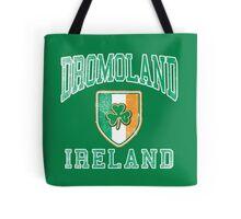 Dromoland, Ireland with Shamrock Tote Bag
