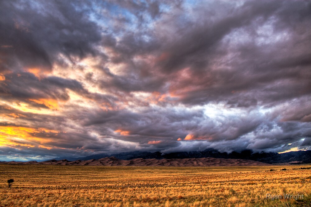 Great Sand Dunes National Park by Ryan Wright