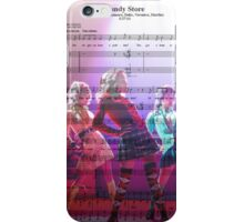 Heathers - Candy Store Music iPhone Case/Skin