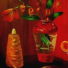 Shades of Red by Patricia Anne McCarty-Tamayo