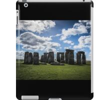What's the Meaning of Stonehenge?! iPad Case/Skin