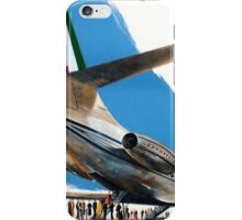Alitalia Plane iPhone Case/Skin