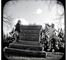 cemetery show 15 by Kiny McCarrick