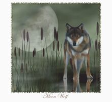 Moon Wolf by Lisa  Weber