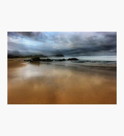 North to Bar Beach Photographic Print