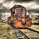 train by A.R. Williams