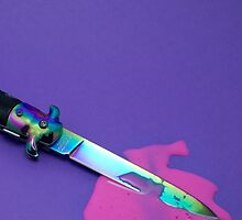 Goo Knife by g66by