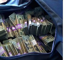 Money Duffle by g66by