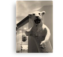 Wunderkammer #2: The Element Of Surprise Canvas Print