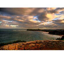 Wonder - Sydney Beaches - The HDR Series, Sydney Australia Photographic Print