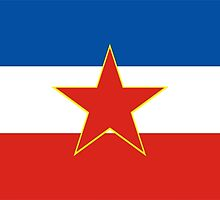 flag of yugoslavia by tony4urban