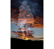 Ghost rider in the sky Photographic Print