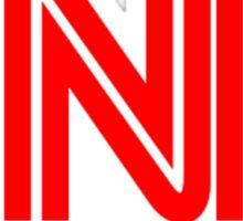 Bad News Network Sticker