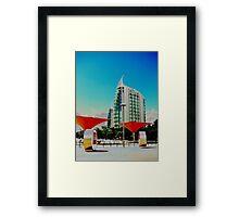 Nova Lisboa Framed Print