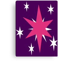 Twilight Sparkle's Cutie Mark Canvas Print