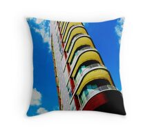 Work of Architecture Throw Pillow