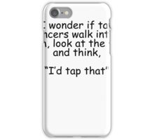 Tap Dancers iPhone Case/Skin