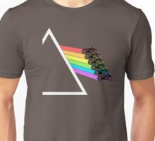 Tron Side of the Moon Unisex T-Shirt