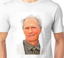 Clint Eastwood 01 Unisex T-Shirt