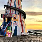 Sunset Helter Skelter by duroo
